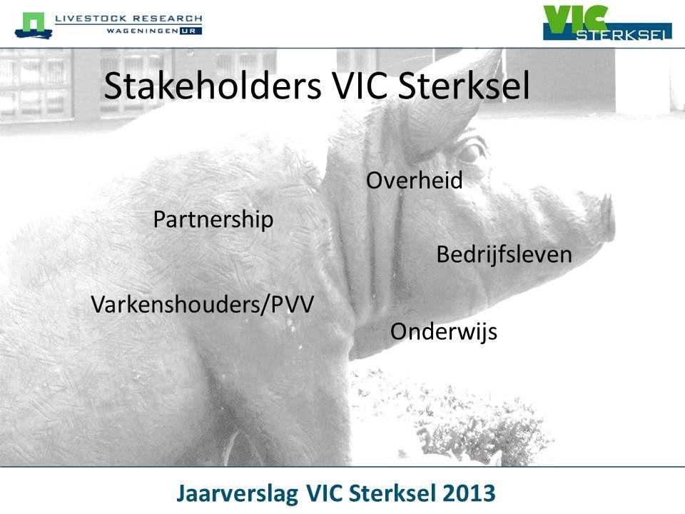 Stakeholders VIC Sterksel