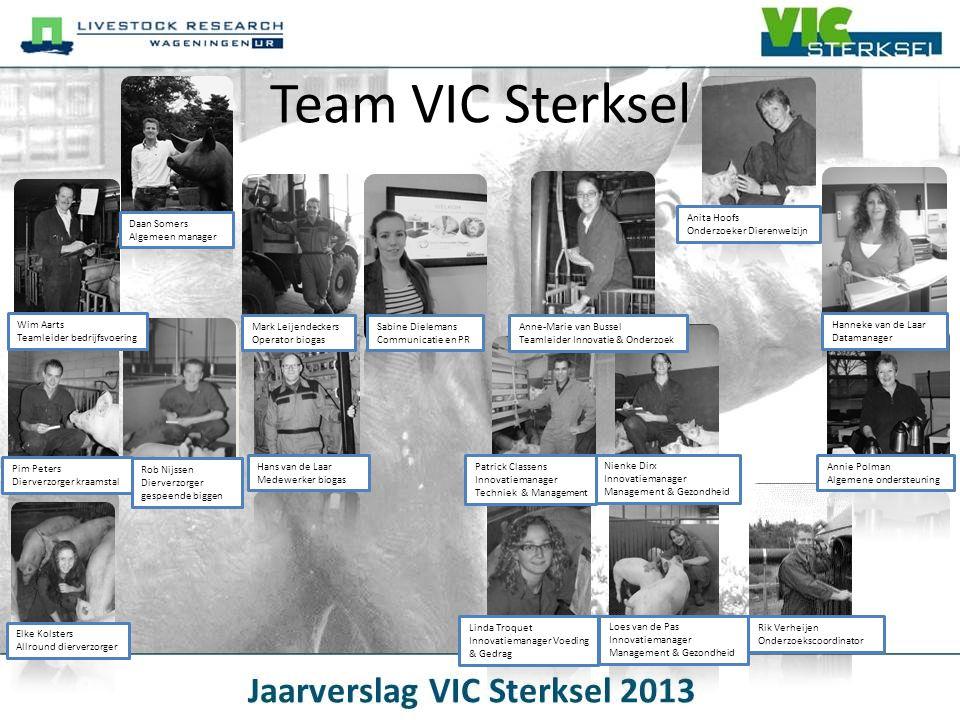 Team VIC Sterksel Daan Somers Algemeen manager Anita Hoofs