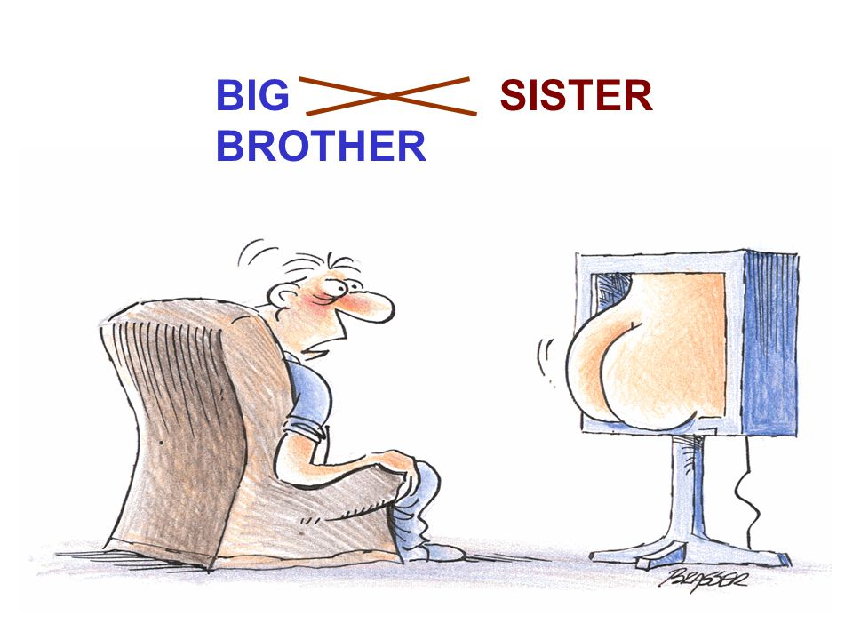 BIG BROTHER SISTER