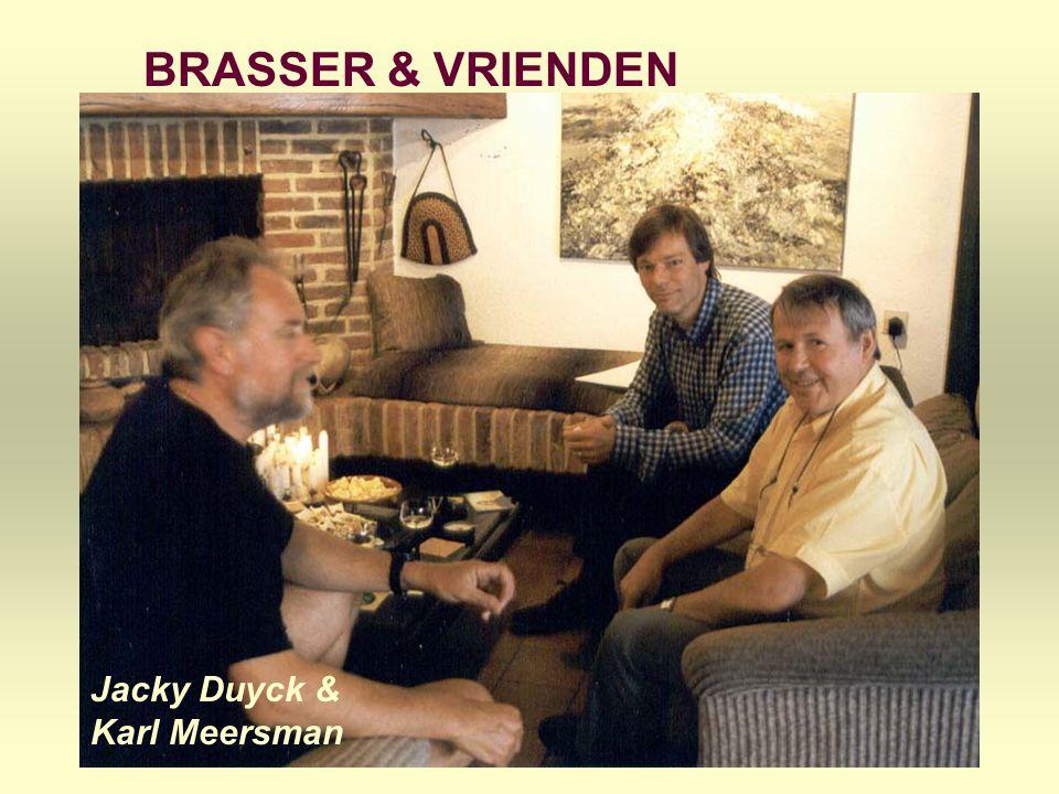 BRASSER & VRIENDEN KUNSTENAARS