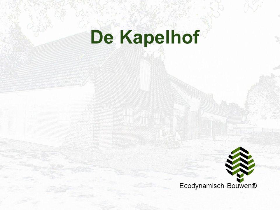 De Kapelhof Ecodynamisch Bouwen®