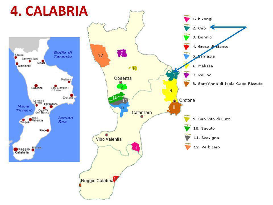 4. CALABRIA