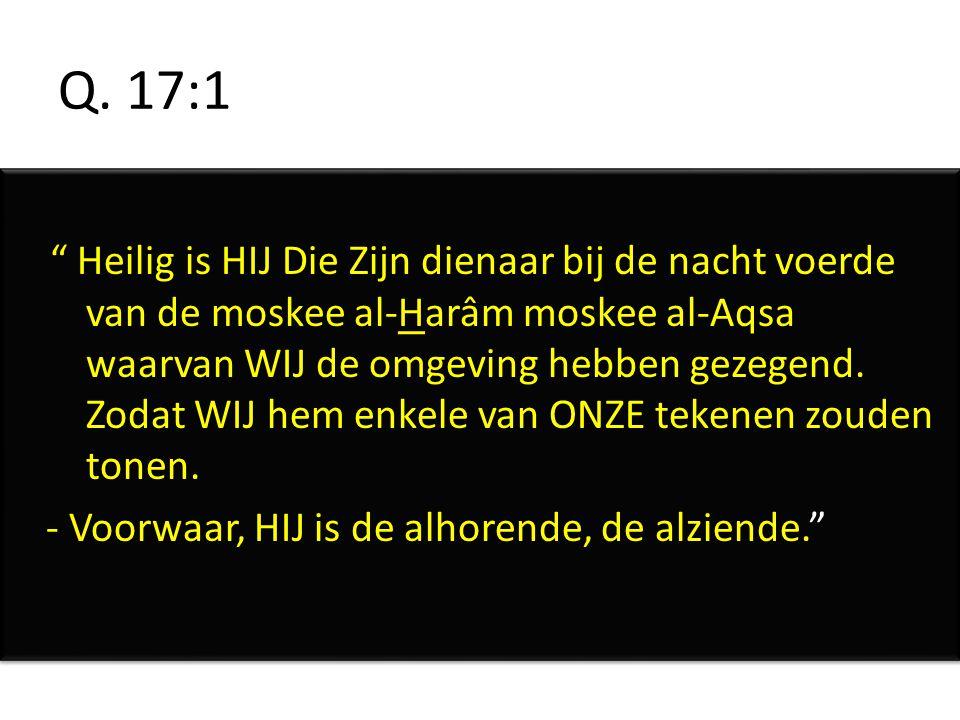 Q. 17:1