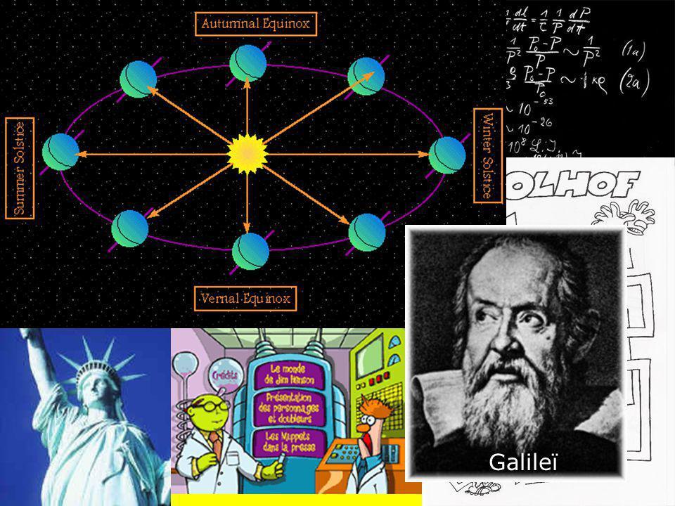 Galileï Voltaire Einstein