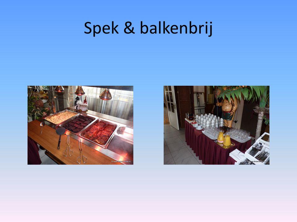 Spek & balkenbrij