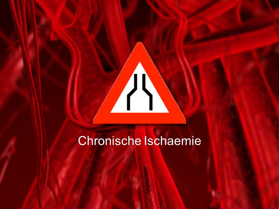 Chronische Ischaemie