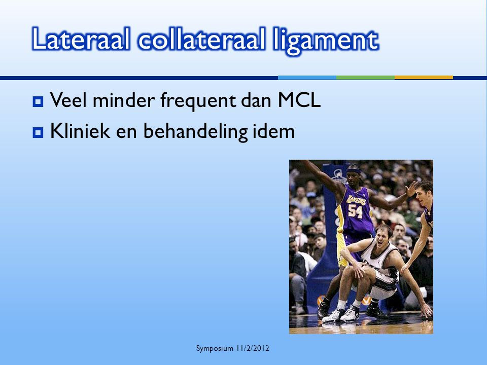 Lateraal collateraal ligament