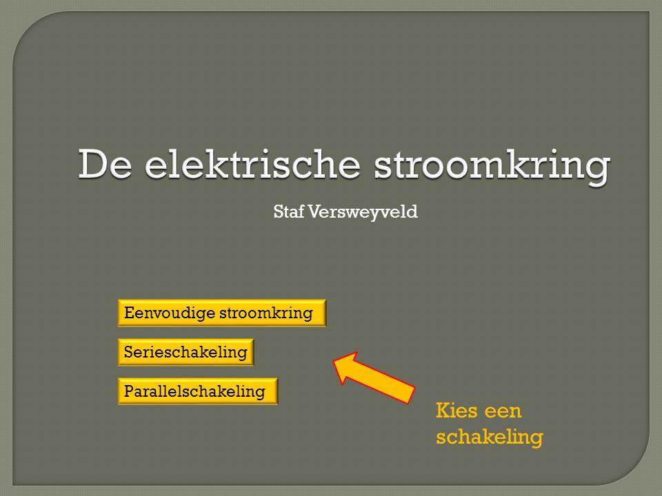 De elektrische stroomkring