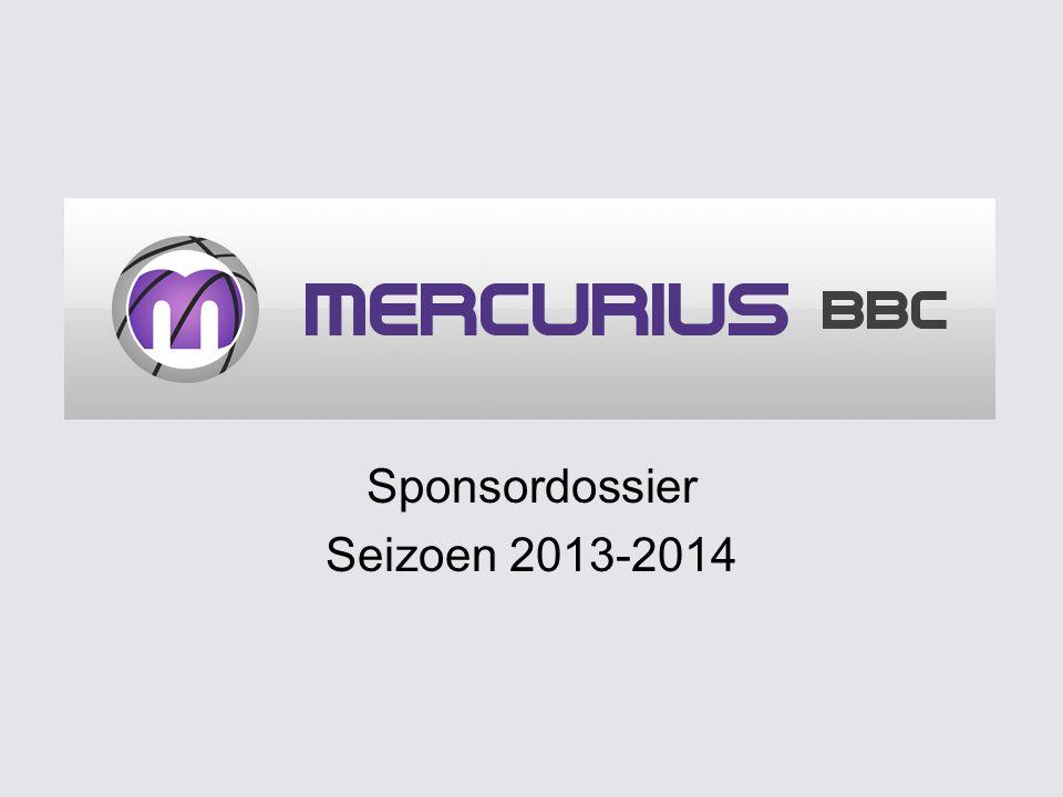 Sponsordossier Seizoen 2013-2014