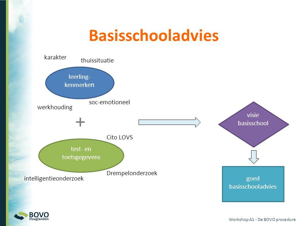 + Basisschooladvies karakter thuissituatie leerling-kenmerken