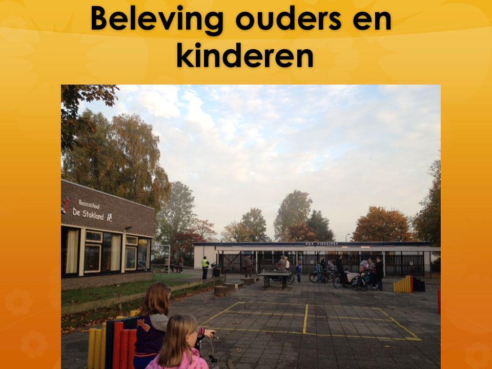 Beleving ouders en kinderen