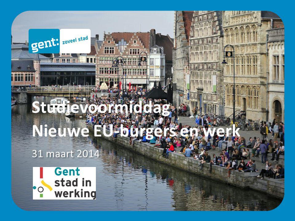 Nieuwe EU-burgers en werk