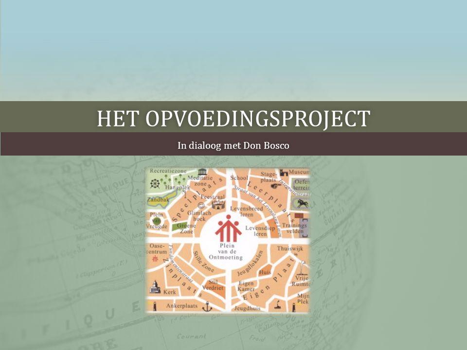 Het oPVOedingsproject
