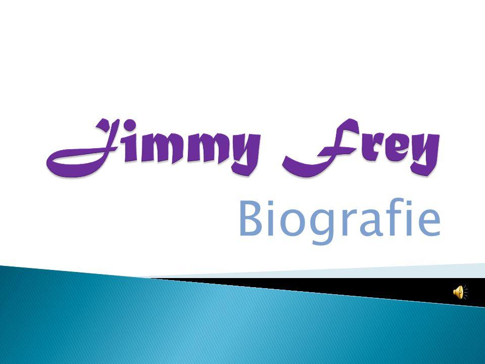 Jimmy Frey Biografie