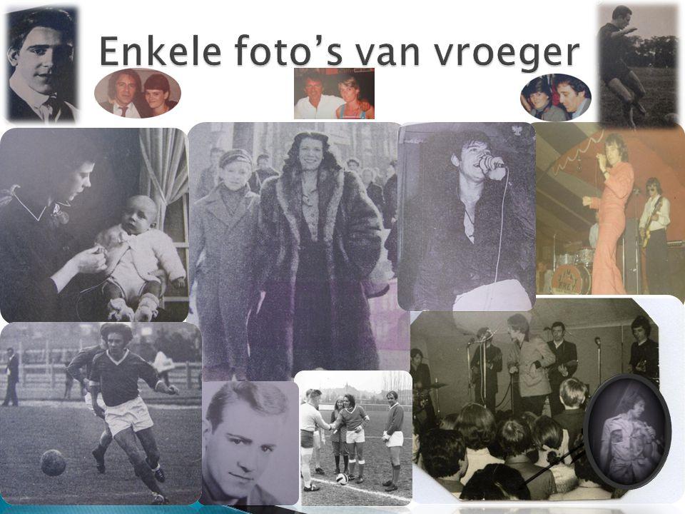 Enkele foto's van vroeger