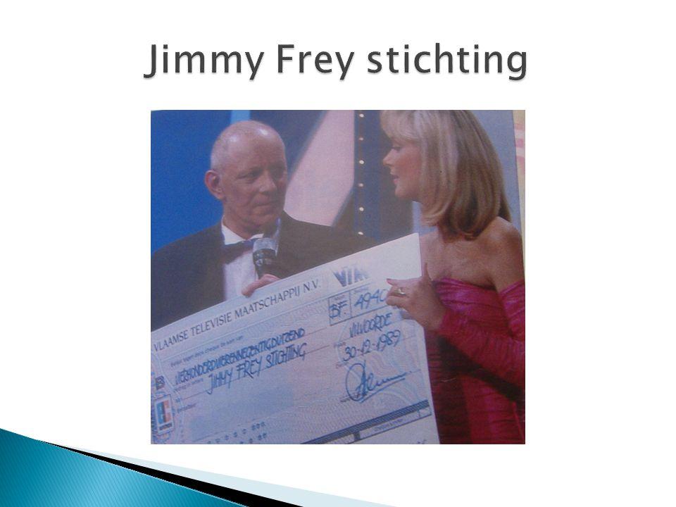 Jimmy Frey stichting