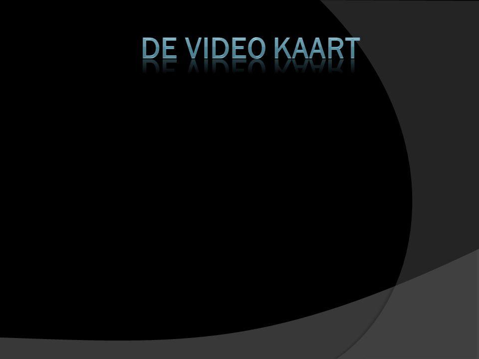 De Video Kaart