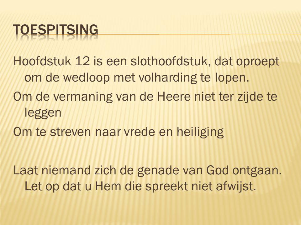 Toespitsing