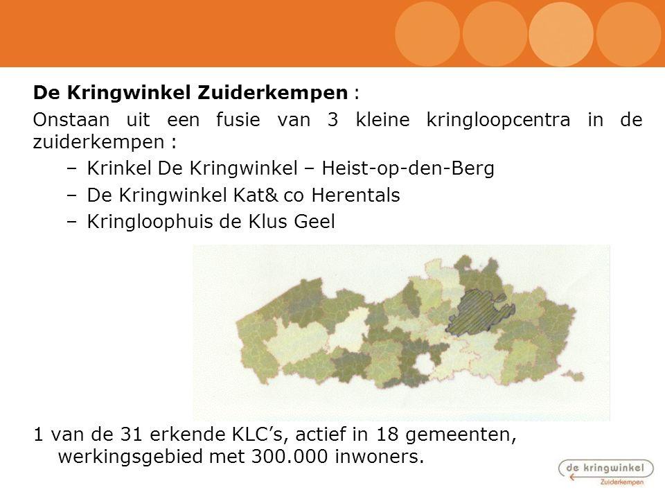 De Kringwinkel Zuiderkempen :
