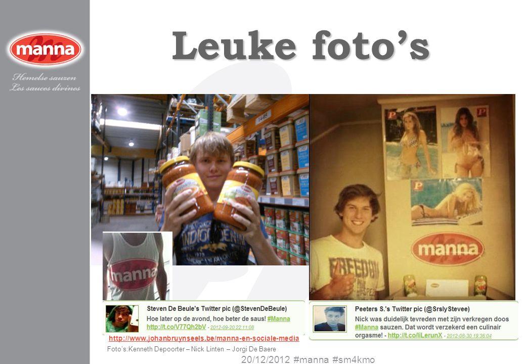 Leuke foto's 20/12/2012 #manna #sm4kmo