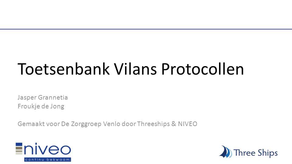 Toetsenbank Vilans Protocollen