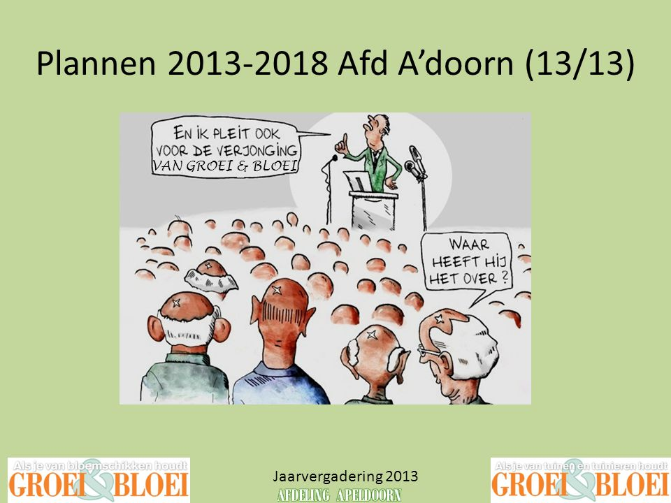 Plannen 2013-2018 Afd A'doorn (13/13)