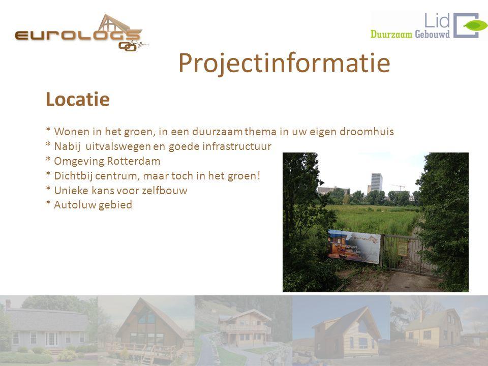 Projectinformatie Locatie