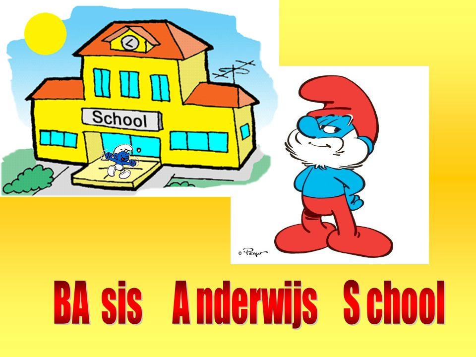 BA sis A nderwijs S chool