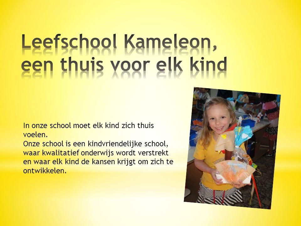 Leefschool Kameleon, een thuis voor elk kind