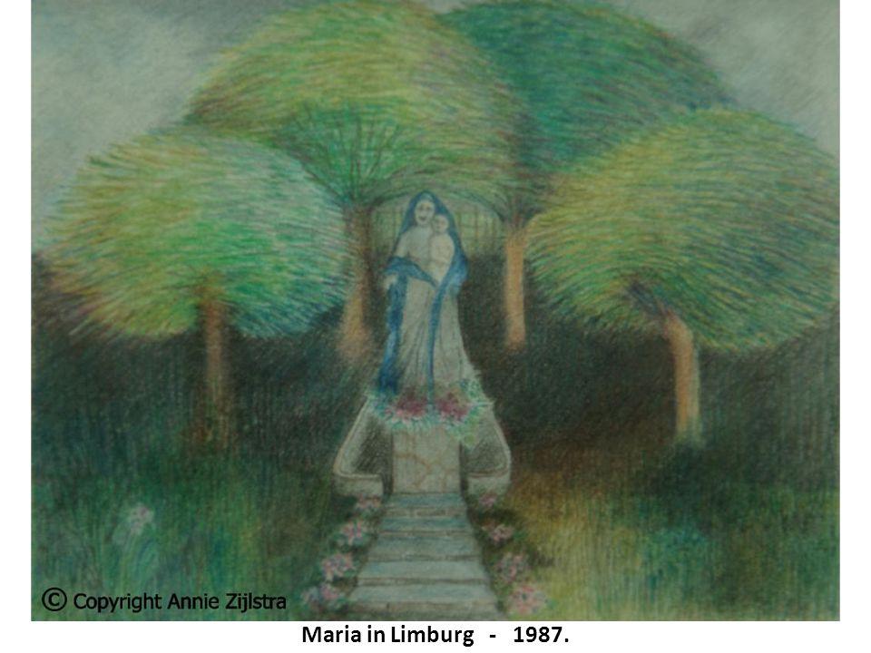 Maria in Limburg - 1987.