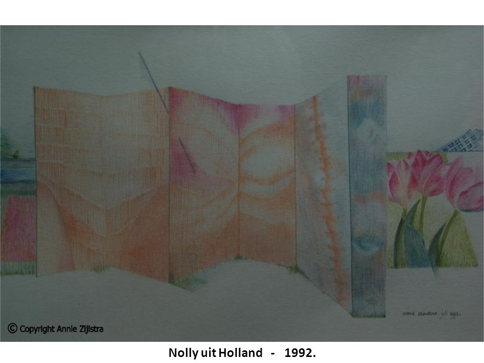 Nolly uit Holland - 1992.
