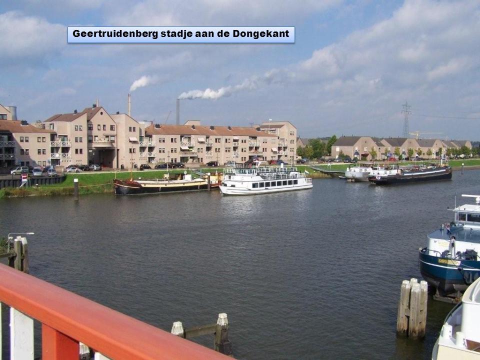 Geertruidenberg stadje aan de Dongekant