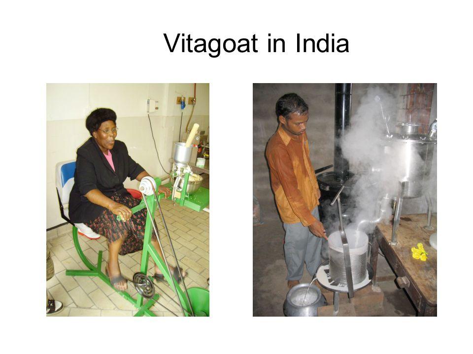 Vitagoat in India