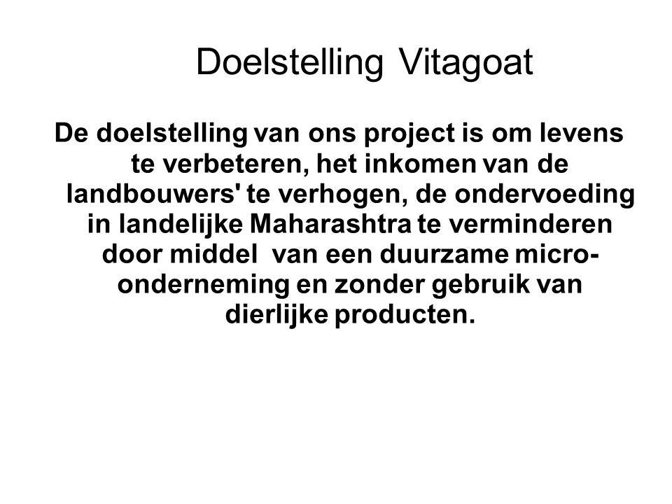 Doelstelling Vitagoat