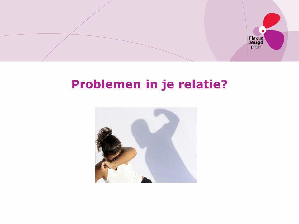 Problemen in je relatie