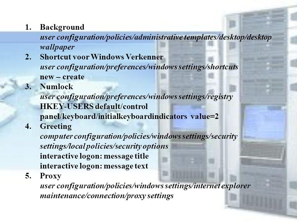 Background user configuration/policies/administrative templates/desktop/desktop wallpaper