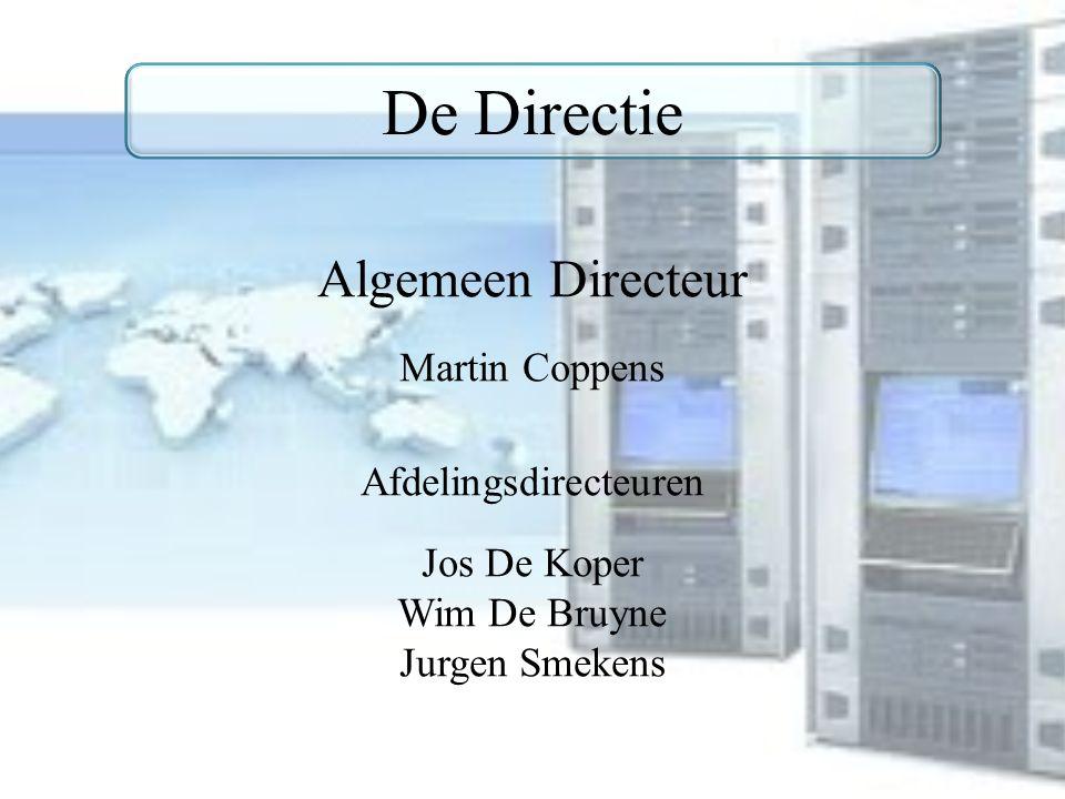 Afdelingsdirecteuren