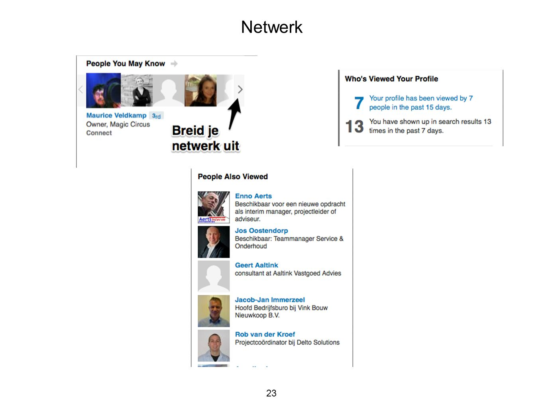 Netwerk 23