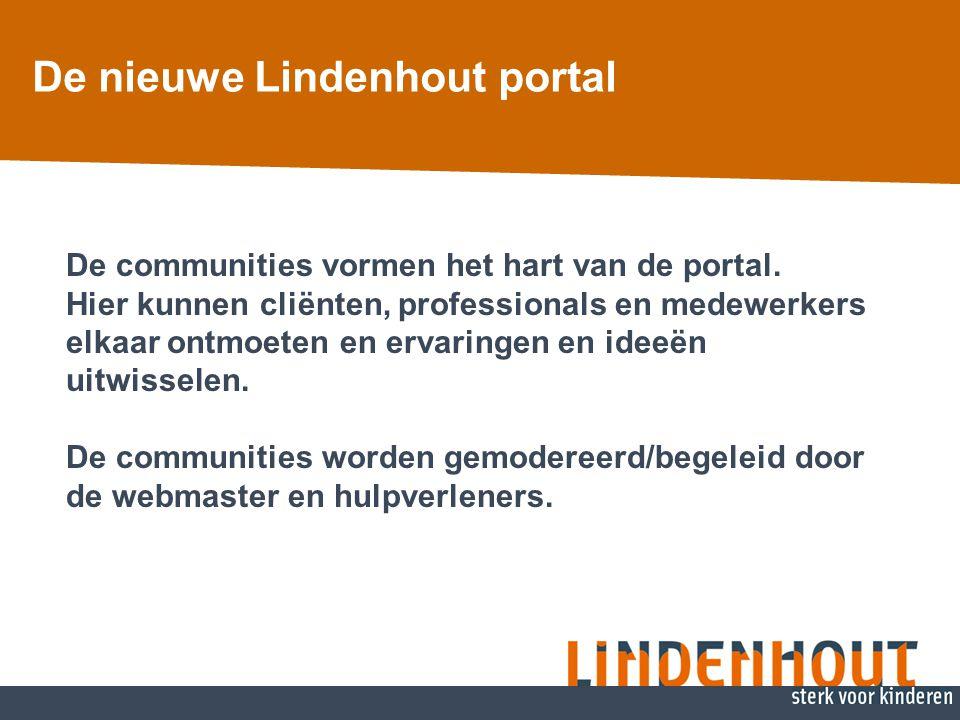 De nieuwe Lindenhout portal