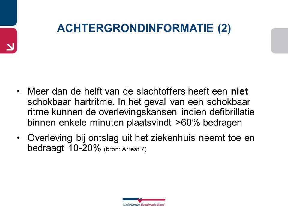 ACHTERGRONDINFORMATIE (2)