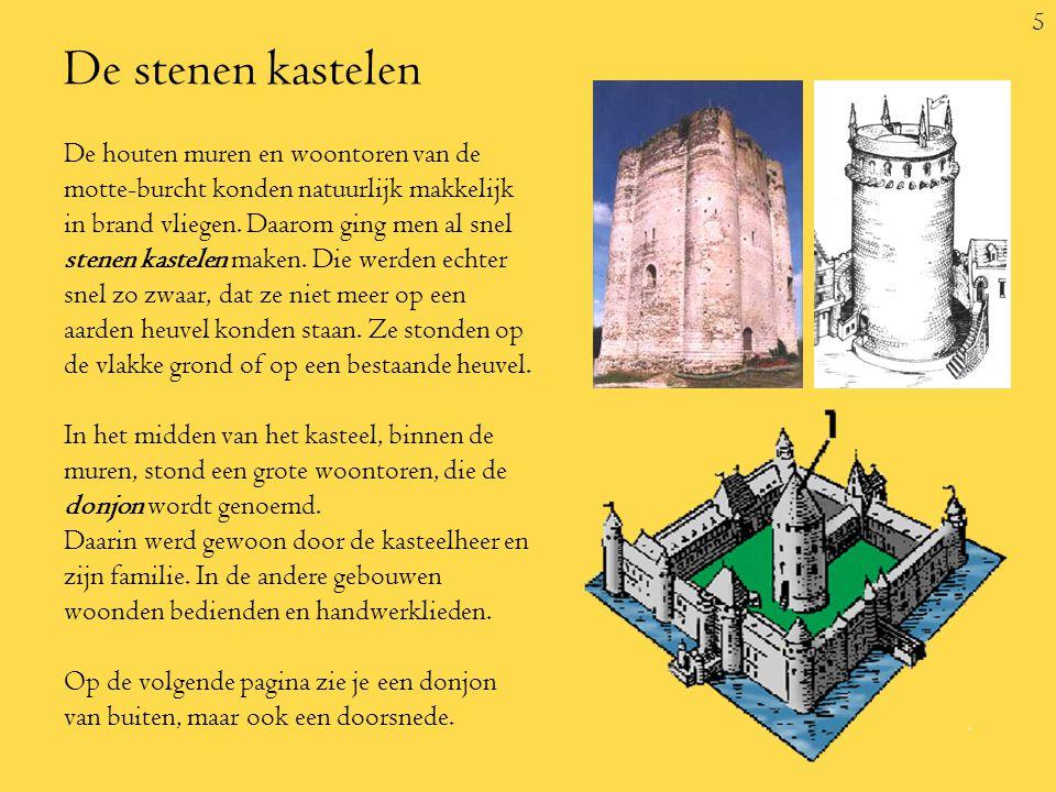 De stenen kastelen