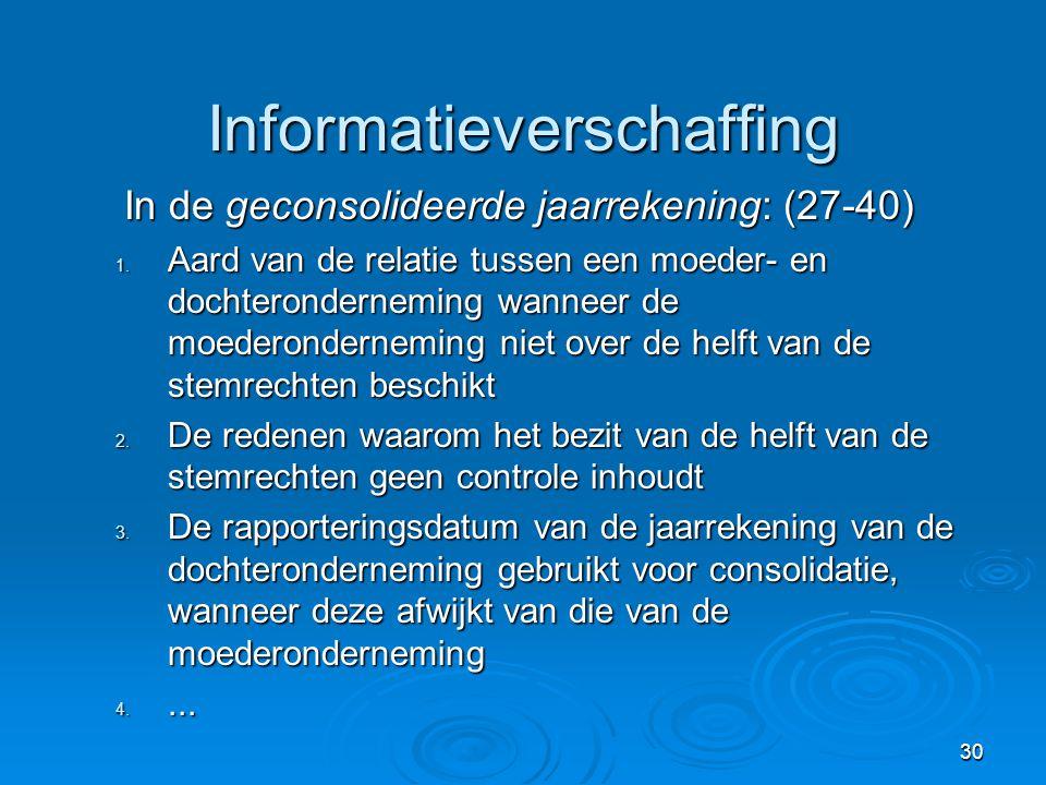 Informatieverschaffing