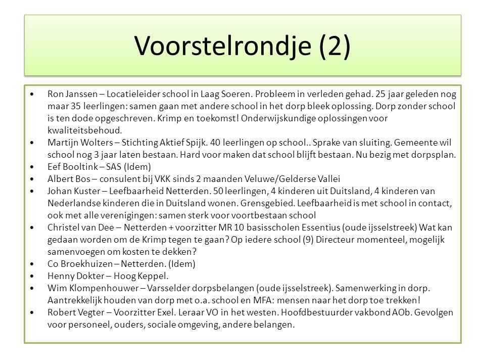Voorstelrondje (2)