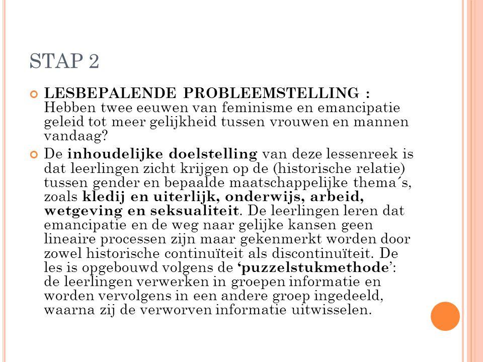 STAP 2