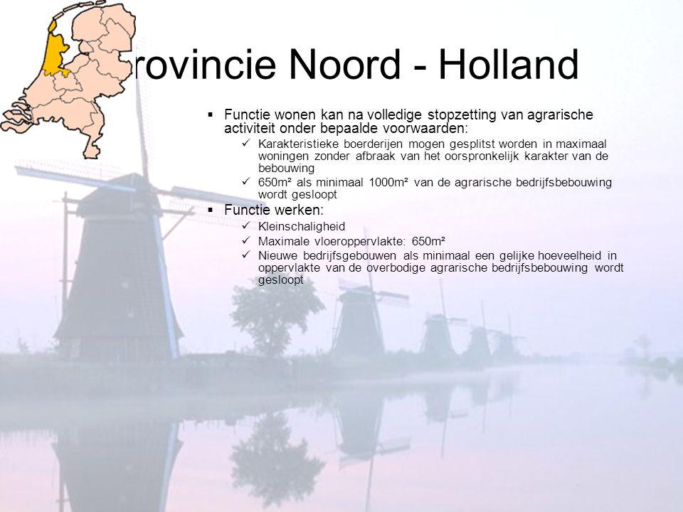 Provincie Noord - Holland