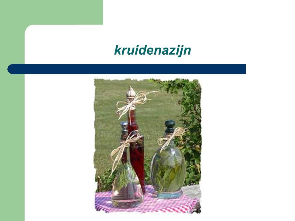 kruidenazijn
