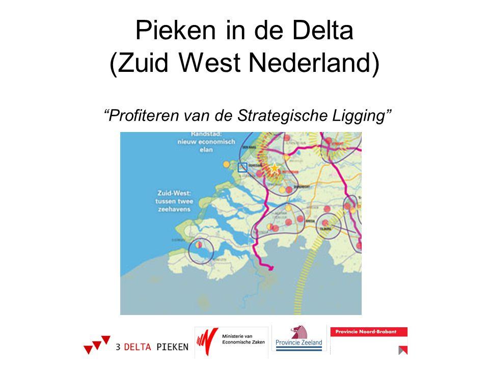 Pieken in de Delta (Zuid West Nederland)