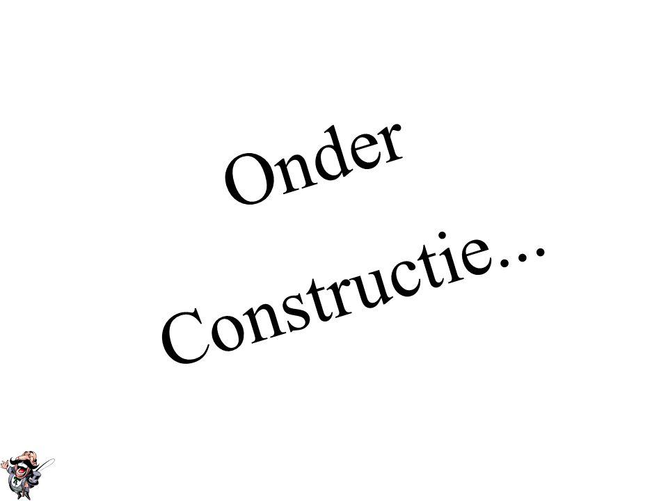 Onder Constructie...