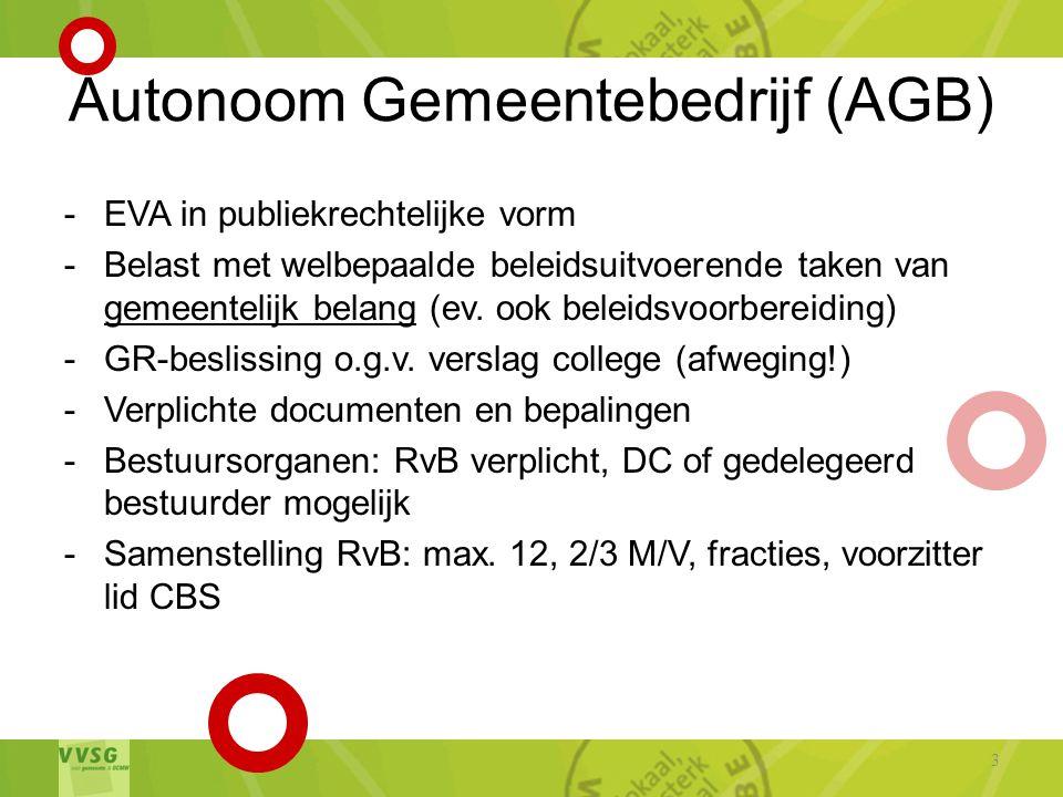 Autonoom Gemeentebedrijf (AGB)