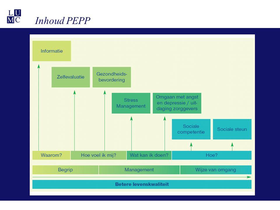 Inhoud PEPP